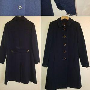 Vintage Wool & Silk Coat